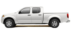 2013 Nissan Frontier Crew Cab