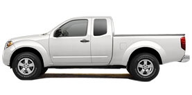 2013 Nissan Frontier King Cab 2.5L Manual SV
