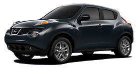 2013 Nissan Juke 1.6L DIG Turbo CVT SL