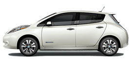 2013 Nissan Leaf SL