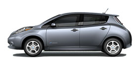 2013 Nissan Leaf SV