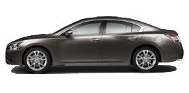 2013 Nissan Maxima 4D Sedan