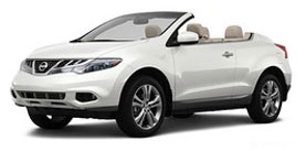 2013 Nissan Murano CrossCabriolet