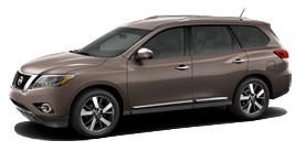 2013 Nissan Pathfinder 3.5L Xtronic CVT Platinum