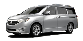 2013 Nissan Quest 3.5 Xtronic CVT LE