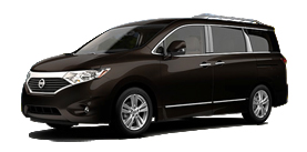 2013 Nissan Quest 3.5 Xtronic CVT SL
