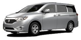 2013 Nissan Quest 3.5 Xtronic CVT SV