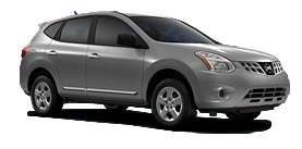 2013 Nissan Rogue 2.5L I4 S