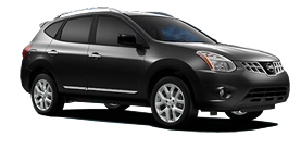 2013 Nissan Rogue 2.5L I4 SV with SL Package