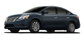 2013 Nissan Sentra 6-Speed Manual S