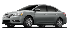 2013 Nissan Sentra Xtronic CVT SL