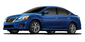 2013 Nissan Sentra Xtronic CVT SR