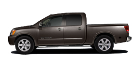 2013 Nissan Titan Crew Cab SWB SL