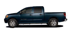 2013 Nissan Titan Crew Cab SWB SV