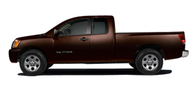 2013 Nissan Titan King Cab SWB S
