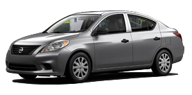 2013 Nissan Versa Sedan 1.6 Automatic 1.6 S