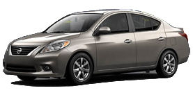 2013 Nissan Versa Sedan