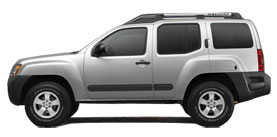 2013 Nissan Xterra 4.0L Manual S
