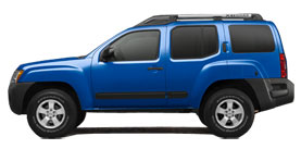 2013 Nissan Xterra 4.0L Automatic S