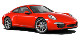 2013 Porsche 911 Carrera Coupe 4S