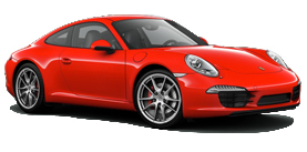 2013 Porsche 911 Carrera Coupe S