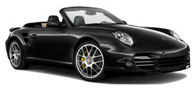 2013 Porsche 911 Turbo Cabriolet