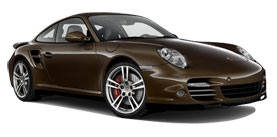 2013 Porsche 911 Turbo Coupe Base