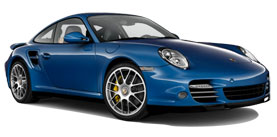 2013 Porsche 911 Turbo Coupe S