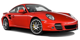 2013 Porsche 911 Turbo Coupe