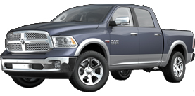 2013 Ram 1500 Ram Crew Cab 4x2 5'7