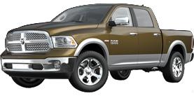 2013 Ram 1500 2WD Crew Cab 140.5 Laramie