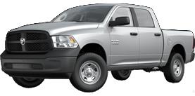 2013 Ram 1500 Ram Crew Cab 4x2 5'7
