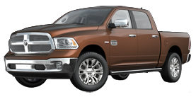 2013 Ram 1500 Ram Crew Cab 4x4 5'7
