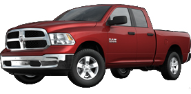 2013 Ram 1500 Ram Quad Cab 4x4 6