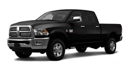 2013 Ram 2500 Ram Crew Cab 4x4 6.4' Box Laramie