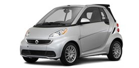 2013 Smart fortwo 2dr Cabriolet Passion