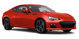 2013 Subaru BRZ Premium 2D Coupe