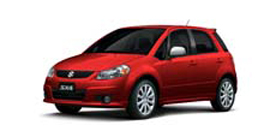 SX4 SportBack