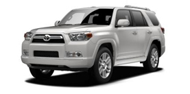 2013 Toyota 4Runner 4.0L Automatic Limited