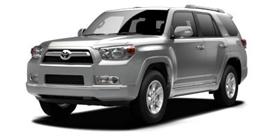 2013 Toyota 4Runner SR5 4D Sport Utility