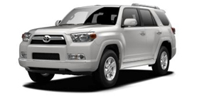 Los Angeles 4Runner 4.0L Automatic SR5