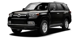 2013 Toyota 4Runner 4.0L Automatic SR5