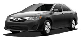 2013 Toyota Camry 2.5L Automatic L
