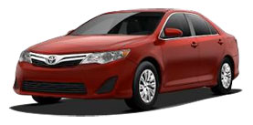 2013 Toyota Camry 2.5L Automatic LE