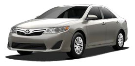 2013 Camry 2.5L Automatic LE