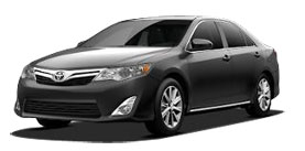 2013 Toyota Camry 2.5L Automatic XLE