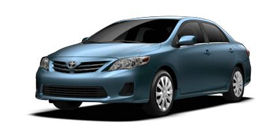 2013 Corolla LE