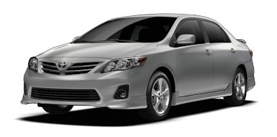 2013 Toyota Corolla 4dr Sdn Auto S