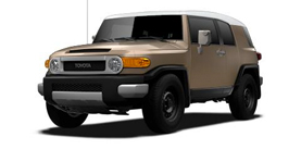 2013 Toyota FJ Cruiser 4x2 V6