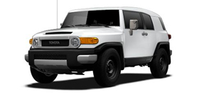 2013 Toyota FJ Cruiser 4x4